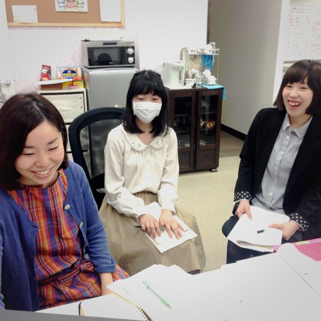 ◆女性活躍の職場