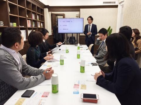 ◆決めた!お客様向け勉強会の定期開催