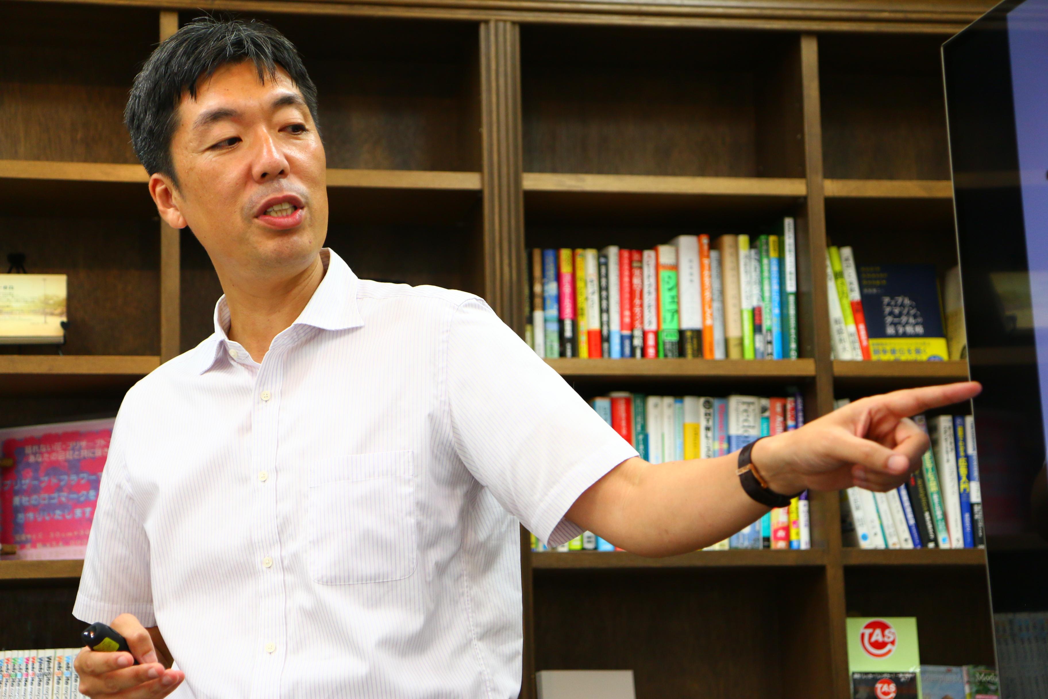 ◆レポート!CUBE勉強会Vol.02「中小企業向けマーケティング」